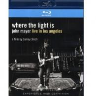 John Mayer (Джон Майер): Where The Light Is: John Mayer Live In Los Angeles