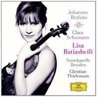 Lisa Batiashvili (Элизабет Батиашвили): Brahms: Violin Concerto/ Schumann C.: 3 Romances