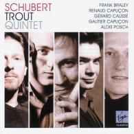 Renaud Capucon (Рено Капюсон): The Trout Quintet
