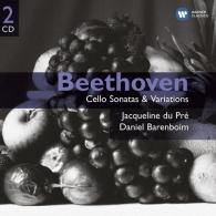 Jacqueline Du Pre (Жаклин Дю Пре): Cello Sonatas & Variations