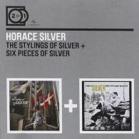 Horace Silver (Хорас Сильвер): The Stylings Of Silver/Six Pieces Of Silver