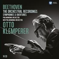 Otto Klemperer (Отто Клемперер): Symphonies & Overtures