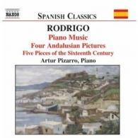 Artur Pizarro (АртурПисарро): Piano Music, Vol. 1