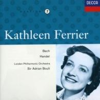 Kathleen Ferrier (Кэтлин Ферриер): Bach/ Handel