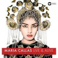 Maria Callas (Мария Каллас): Maria Callas: Live and Alive