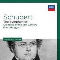 Frans Bruggen (Франс Брюгген): Schubert: The Symphonies