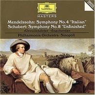 "Giuseppe Sinopoli (Джузеппе Синополи): Symphony No.8 In B Minor D759 ""Unfinished"" - F. Sc"