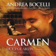 Andrea Bocelli (Андреа Бочелли): Bizet: Carmen Duets & Arias
