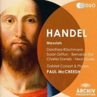 Paul McCreesh: Handel: Messiah