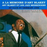 Art Blakey (Арт Блейки): Au Club St Germain 1958