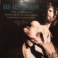 Kris Kristofferson (Крис Кристофферсон): The Complete Monument & Columbia Album Collection