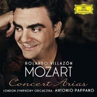 Rolando Villazon (Роландо Вильясон): Mozart: Concert Arias