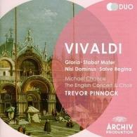 Trevor Pinnock (Тревор Пиннок): Vivaldi