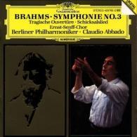 Claudio Abbado (Клаудио Аббадо): Brahms: Symphony No.3; Tragic Overture