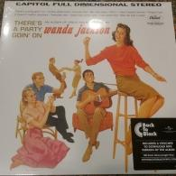 Wanda Jackson (Ванда Джексон): There's A Party Goin' On