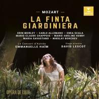 Le Concert D'Astree (Ле Концерт Астри): La Finta Giardiniera
