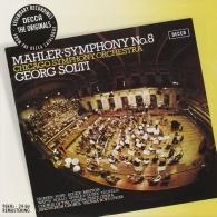 Georg Solti (Георг Шолти): Mahler: Symph.8