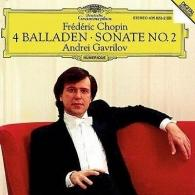Andrei Gavrilov (Андрей Гаврилов): Chopin: Klaviersonate Nr. 2, Balladen