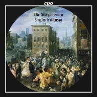 Die Singphoniker (Дие Сингахоникер): Singphonic Di Lasso