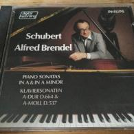 Alfred Brendel (Альфред Брендель): Schubert: Piano Sonatas Nos. 4 & 13