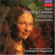 Emma Kirkby (Эмма Киркби): Bach, J.S.: Wedding Cantatas
