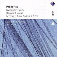 Kurt Masur (Курт Мазур): Symphony No.5; Romeo & Juliet - Excerpts From Suites 1 & 2
