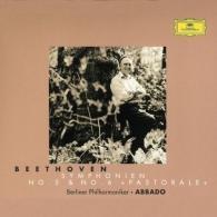 Claudio Abbado (Клаудио Аббадо): Beethoven: Symphonies Nos.5 & 6