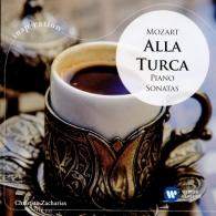 Christian Zacharias (Кристиан Закариас): Mozart: Alla Turca – Piano Sonatas
