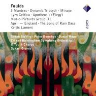Sakari Oramo (Сакари Орамо): 3 Mantras; Lyra Celtica; Apotheosis; Mirage; Dynamic Triptych, April-England; Music Pictures; Song Of Ram Dass; Keltic Lament