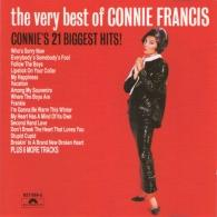 Connie Francis (Конни Фрэнсис): The Very Best Of Connie Francis