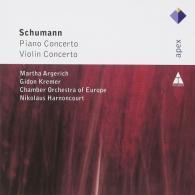 Nikolaus Harnoncourt (Николаус Арнонкур): Piano & Violin Concertos