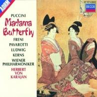 Mirella Freni (Мирелла Френи): Puccini: Madama Butterfly