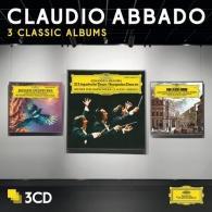 Claudio Abbado (Клаудио Аббадо): 3 Classic Albums
