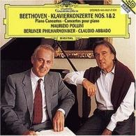 Maurizio Pollini (Маурицио Поллини): Beethoven: Piano Concertos Nos.1 & 2