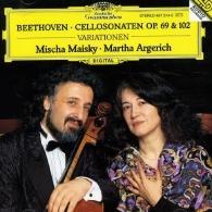 Martha Argerich (Марта Аргерих): Beethoven: Cello Son.Op 69,102