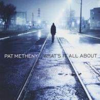 Pat Metheny (Пэт Метени): What'S It All About