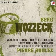 Pierre Boulez (Пьер Булез): Wozzeck