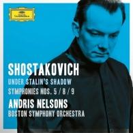 Andris Nelsons (Андрис Нелсонс): Shostakovich Under Stalin's Shadow