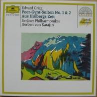 Herbert von Karajan (Герберт фон Караян): Grieg: Peer Gynt Suites Nos.1 & 2; From Holberg's