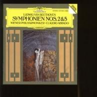 Claudio Abbado (Клаудио Аббадо): Beethoven: Symphonies Nos.2 & 5