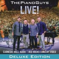 The Piano Guys (Зе Пиано Гайс): Live!