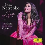 Анна Нетребко: Live At The Metropolitan Opera