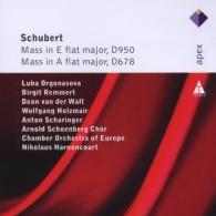 Nikolaus Harnoncourt (Николаус Арнонкур): Masses No.5 In A Flat Major D678 & No.6 In E Flat Major D950