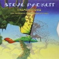 Steve Hackett (Стив Хэкетт): The Charisma Years