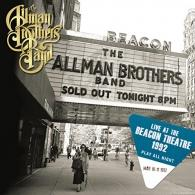 The Allman Brothers Band (Зе Олман Бразерс Бэнд): Play All Night: Live At The Beacon Theater 1992