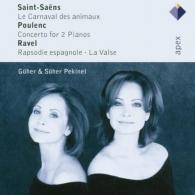 Marek Janowski (Марек Яновский): Saint-Saens, Poulenc, Infante & Ravel : Piano Works