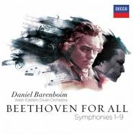 Daniel Barenboim (Даниэль Баренбойм): Beethoven For All: The Symphonies