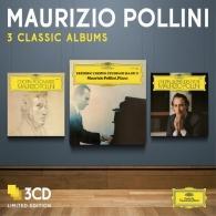 Maurizio Pollini (Маурицио Поллини): 3 Classic Albums