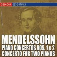 Cyprien Katsaris (Сиприан Кацарис): Piano Concertos Nos 1, 2 & Piano Concerto In A Minor