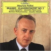 Maurizio Pollini (Маурицио Поллини): Brahms: Piano Concerto No.2